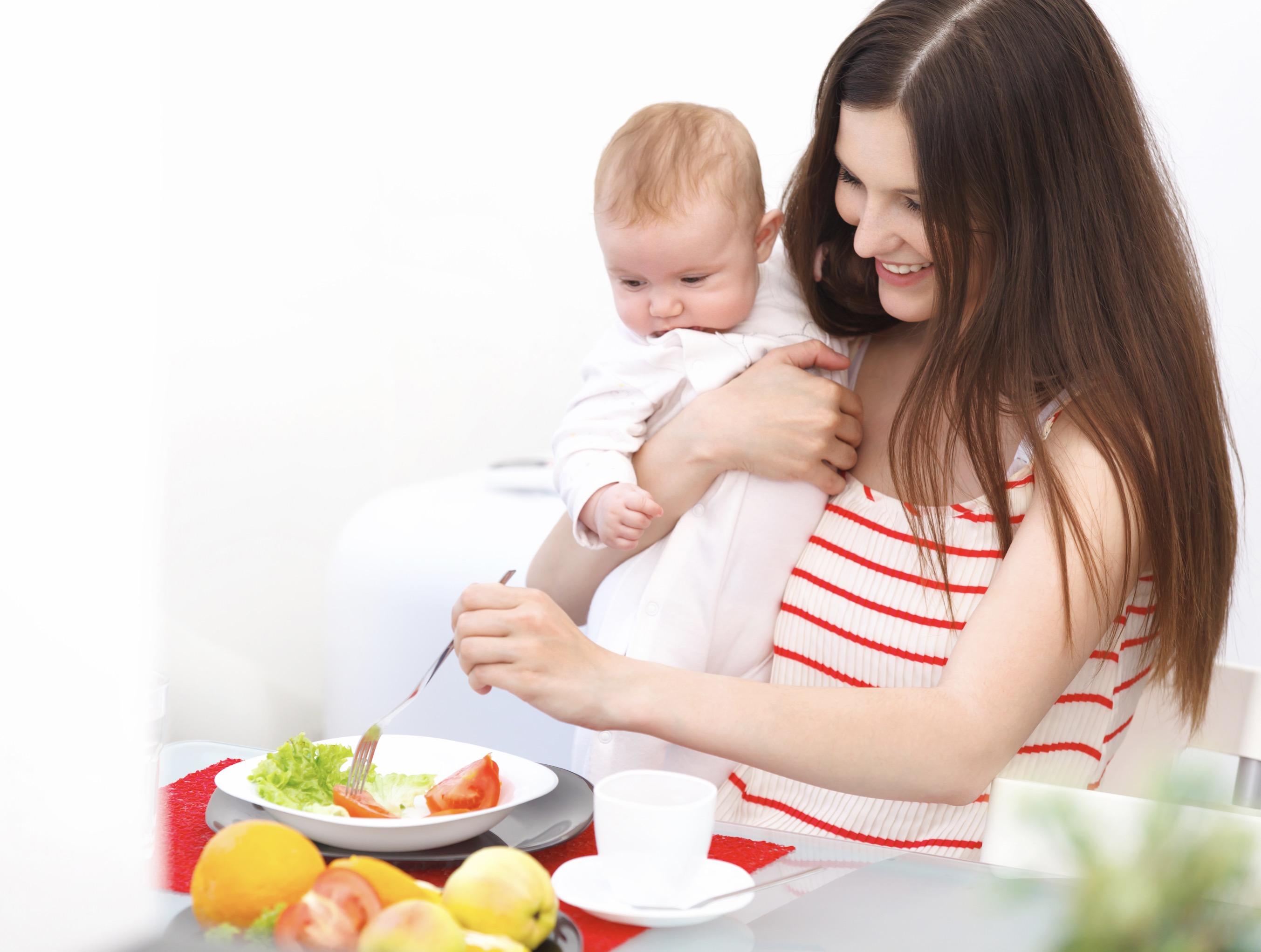 alimentacion durante lactancia